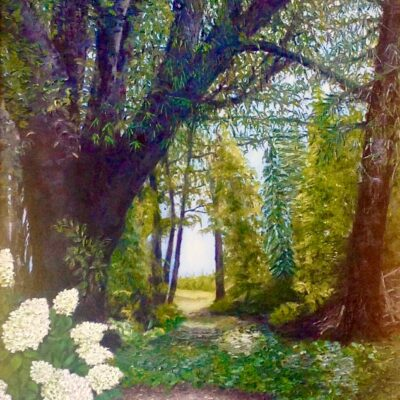 """The Meadow Oil 20""""x16"""""""